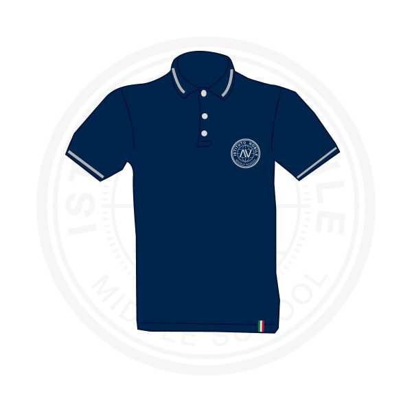 istituto-nobile-middle-school-shoponline-polo-blu-manica-corta